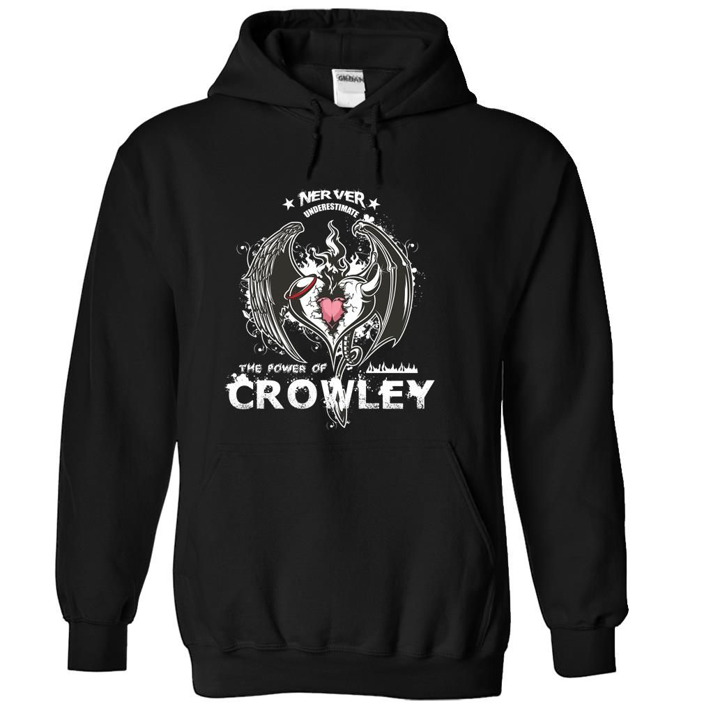 (Tshirt Suggest Choose) CROWLEY-the-awesome   Shirts this week
