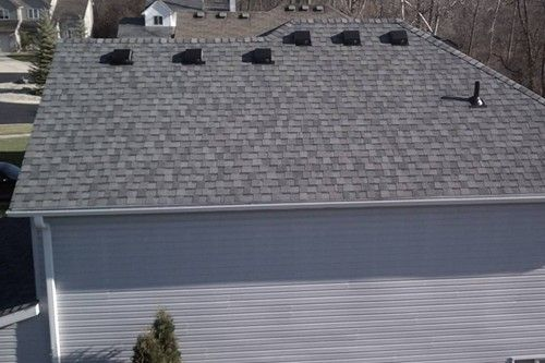 Landmark Shingles Michigan Oakland County Macomb Lapeer Genesee House Exterior Roof Colors Shingling