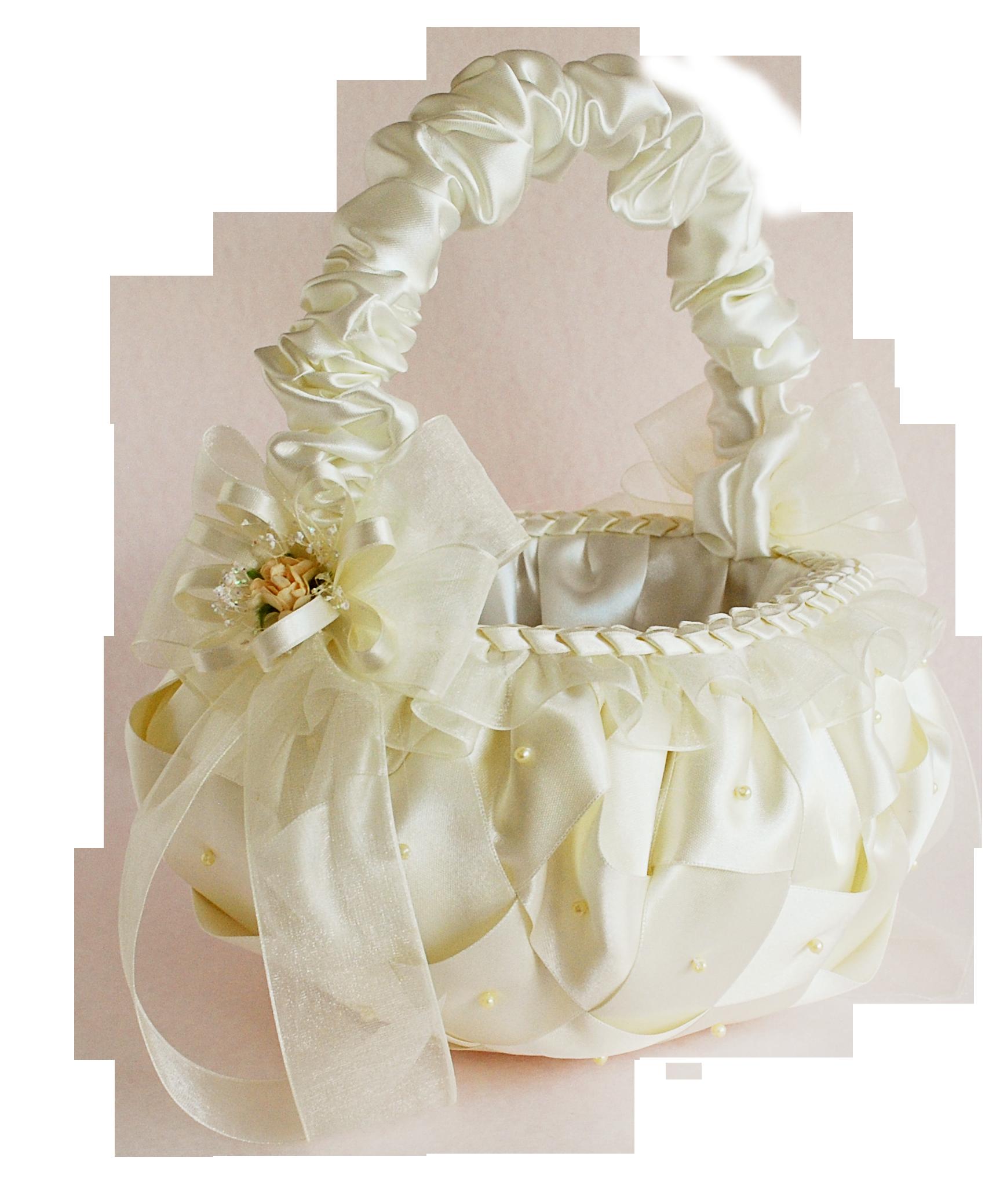 Wedding basket girl canasta para ni as floristas bodas - Canastas de mimbre decoradas ...