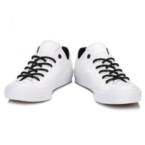 Trouva: Converse All Star Chuck Taylor II White Obsidian Shield Trainers