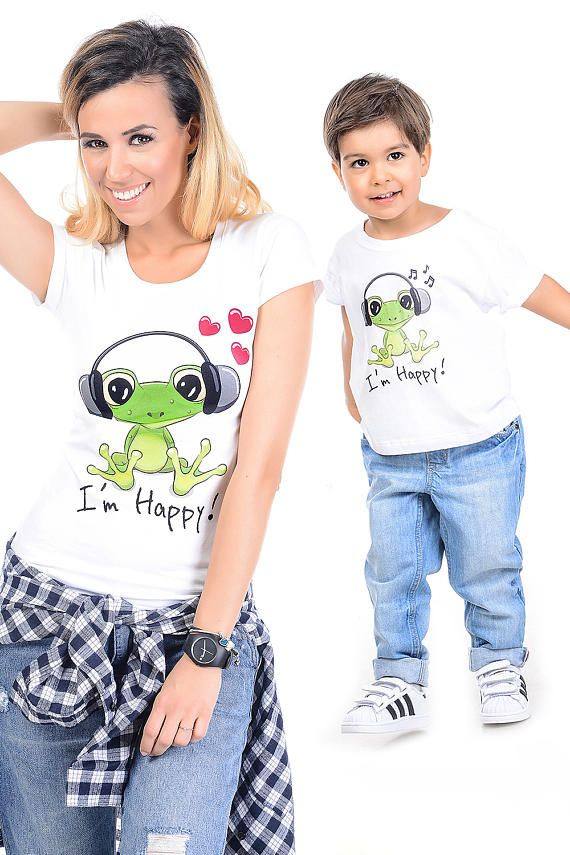Madre e hijo ajuste chicos mamá y yo camisa chicos mamá y  sc 1 st  Pinterest & Mother Daughter Shirts Matching Outfit Girls Top Mommy And Me ...