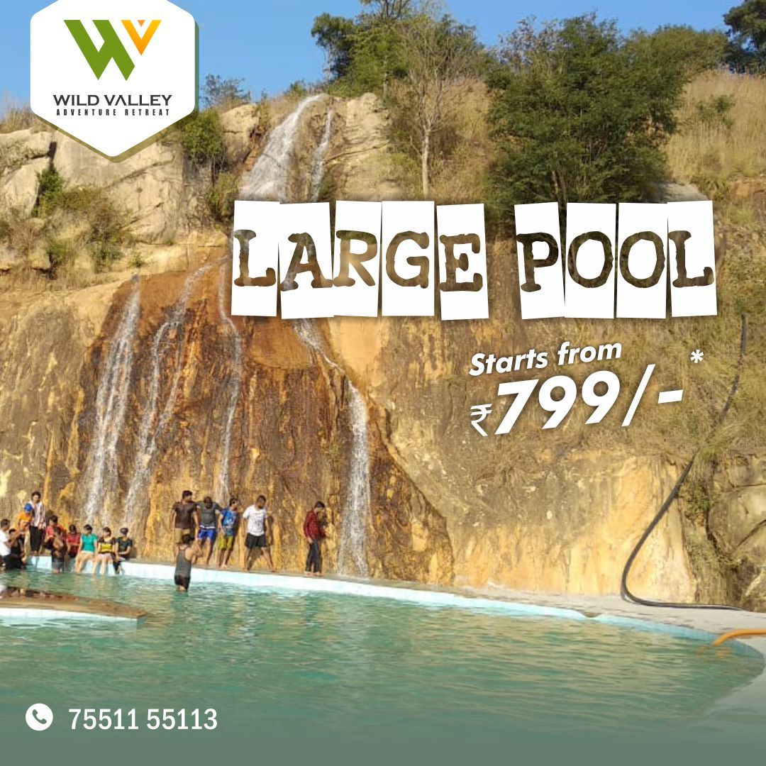 Resorts With Swimming Pool In Bangalore Adventure Resorts Best Resorts Adventure Resort