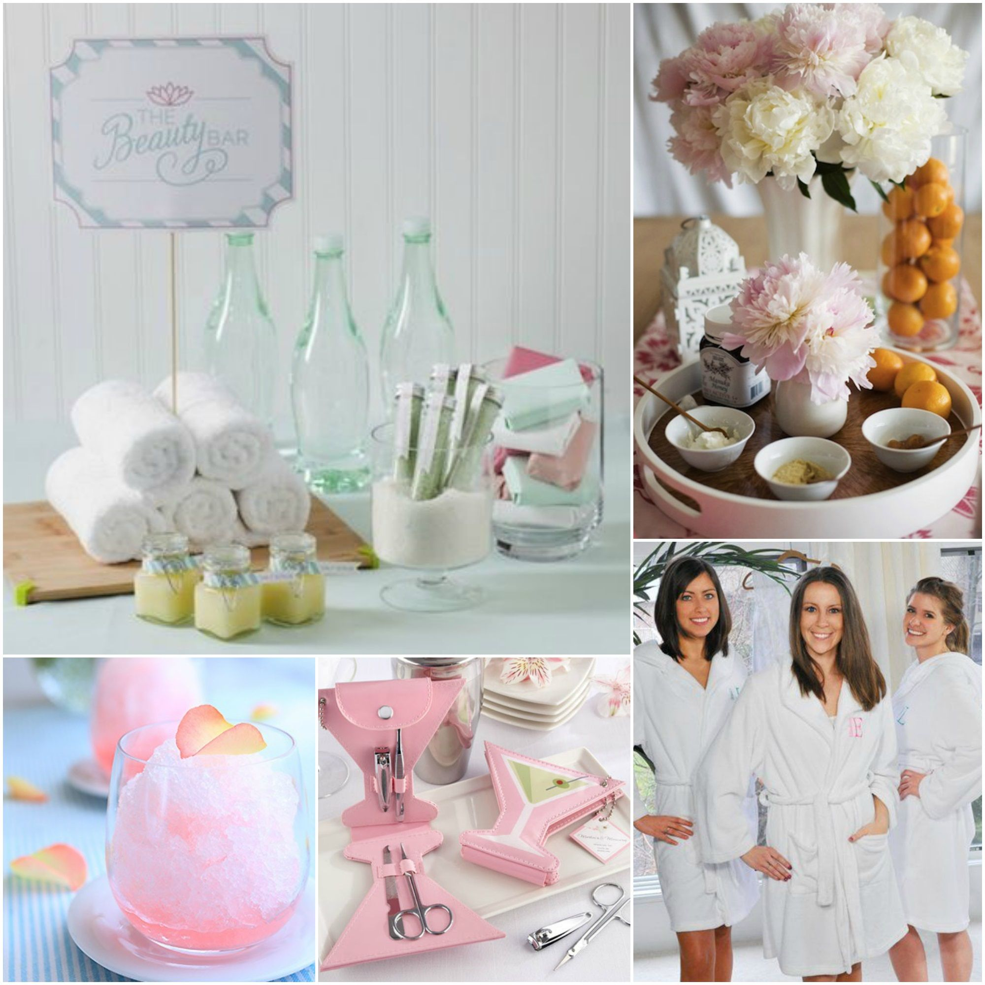 bridal shower spa create a custom scent for your wedding party for a fun and personalized spa party with your girlfriends visit
