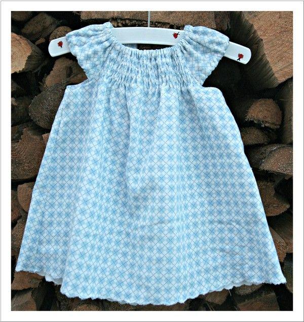 baby dress  by Nadel und Faden