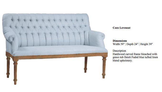 Lovely Loveseat Batte Furniture Interiors Jackson Ms