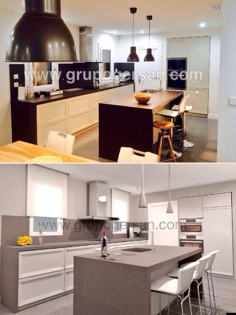 Moderne Küchenbar: Welche Möglichkeiten öffnen sich vor Ihnen ...