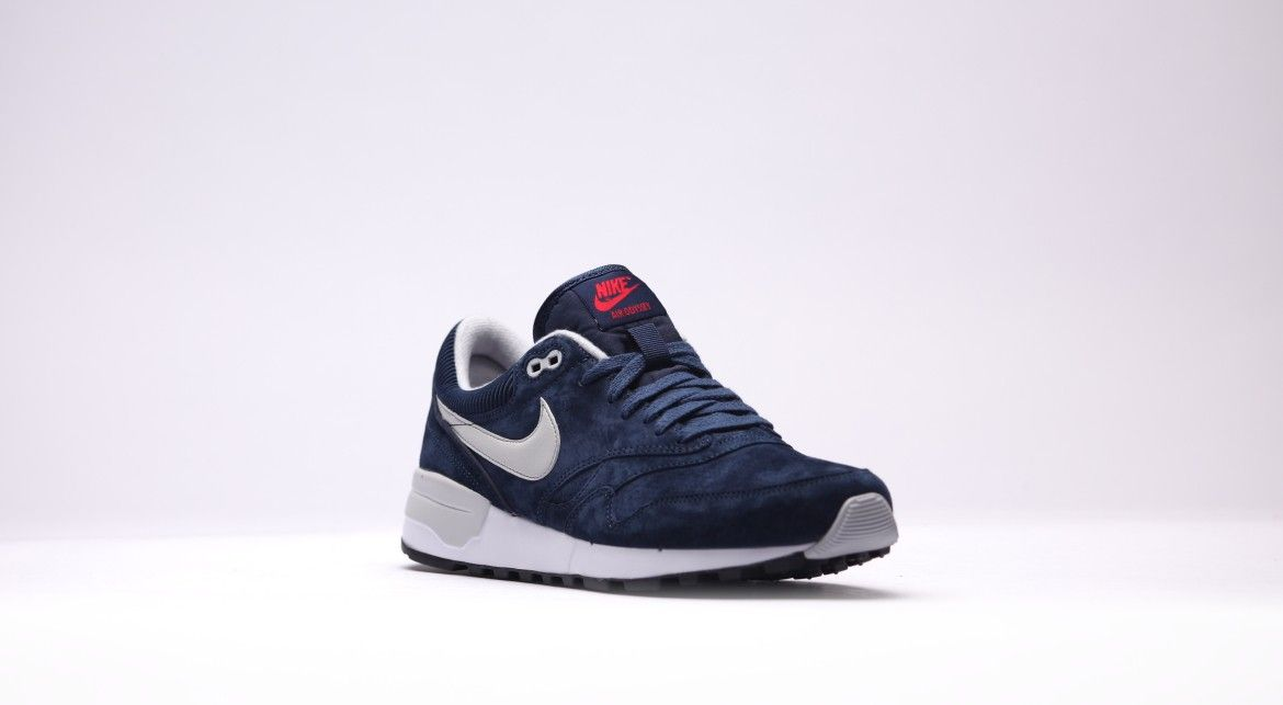 newest collection 315dc 161d6 Nike Air Odyssey Leather Midnight Navy