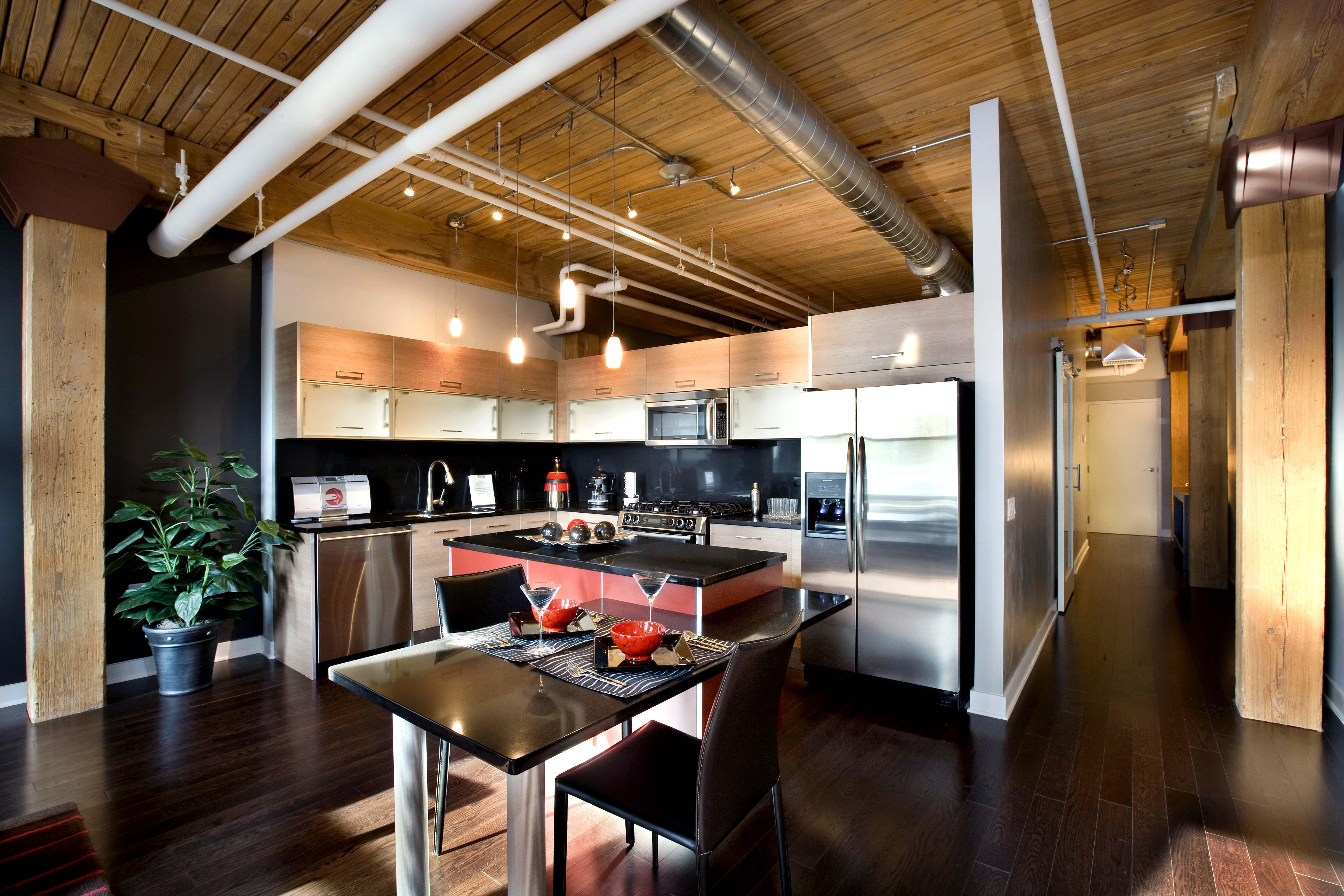275242.jpg 4,992×3,328 pixels Loft kitchen, Loft living