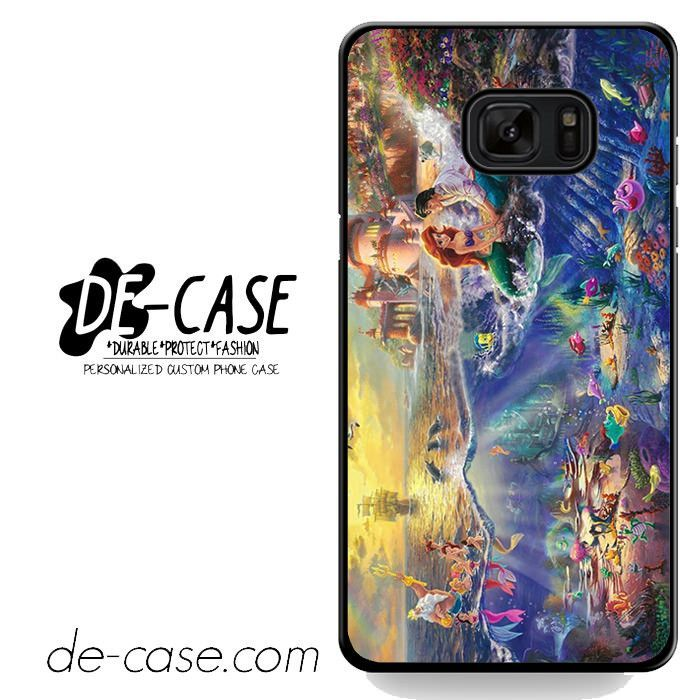 Disney Ariel The Little Mermaid DEAL-3290 Samsung Phonecase Cover For Samsung Galaxy Note 7