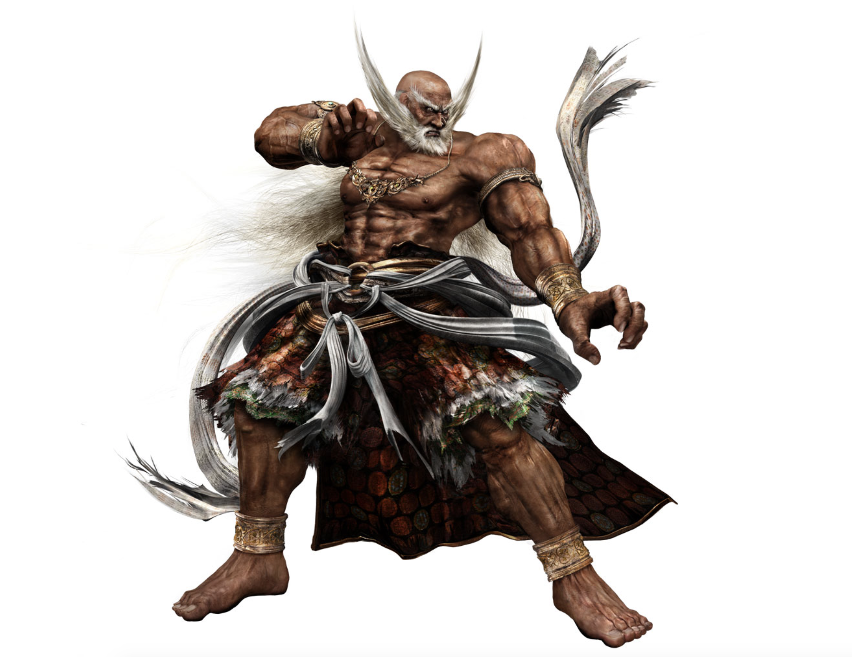 Jinpachi Mishima Mishima Character Art Tekken Cosplay