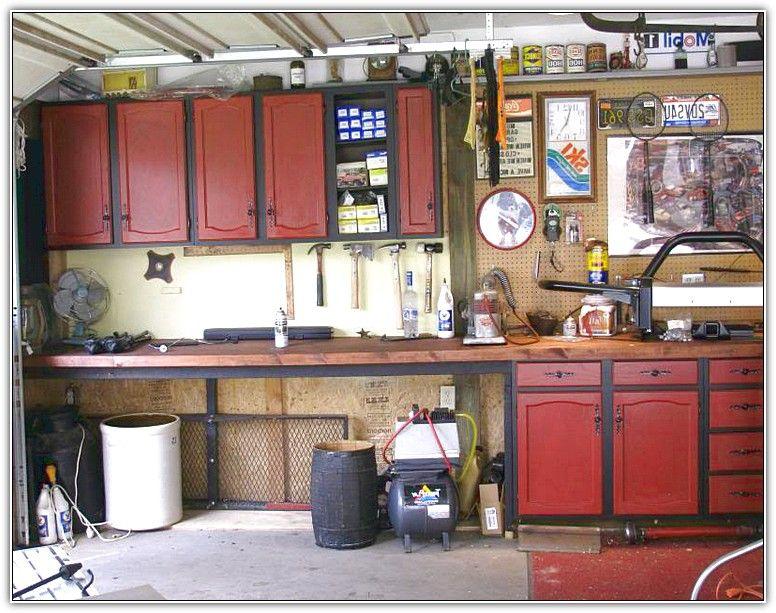 Install Kitchen Cabinets In Garage