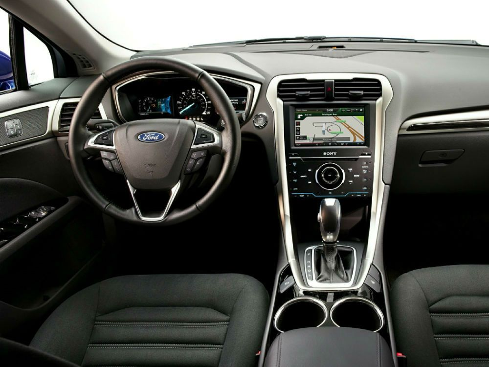2014 Ford Fusion Interior With Images Ford Fusion 2013 Ford
