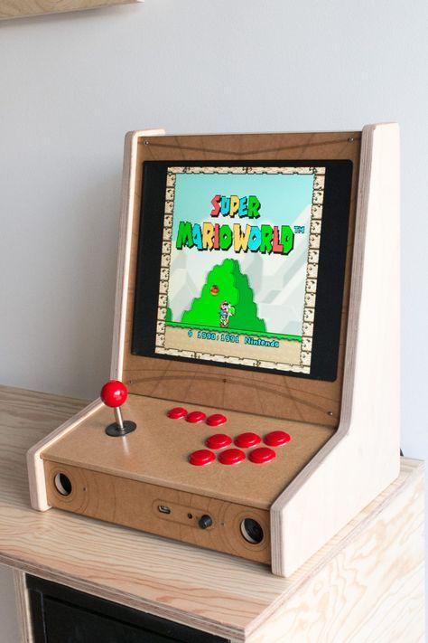 Borne d'arcade «Bartop» – O L D E D I