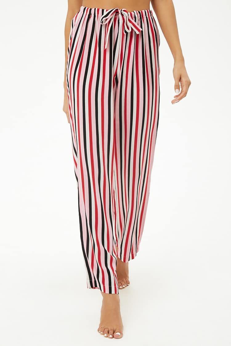 Pijamas Todo Pijama Lencería Ver Pantalón Mujer Rayas SzUGqMpV