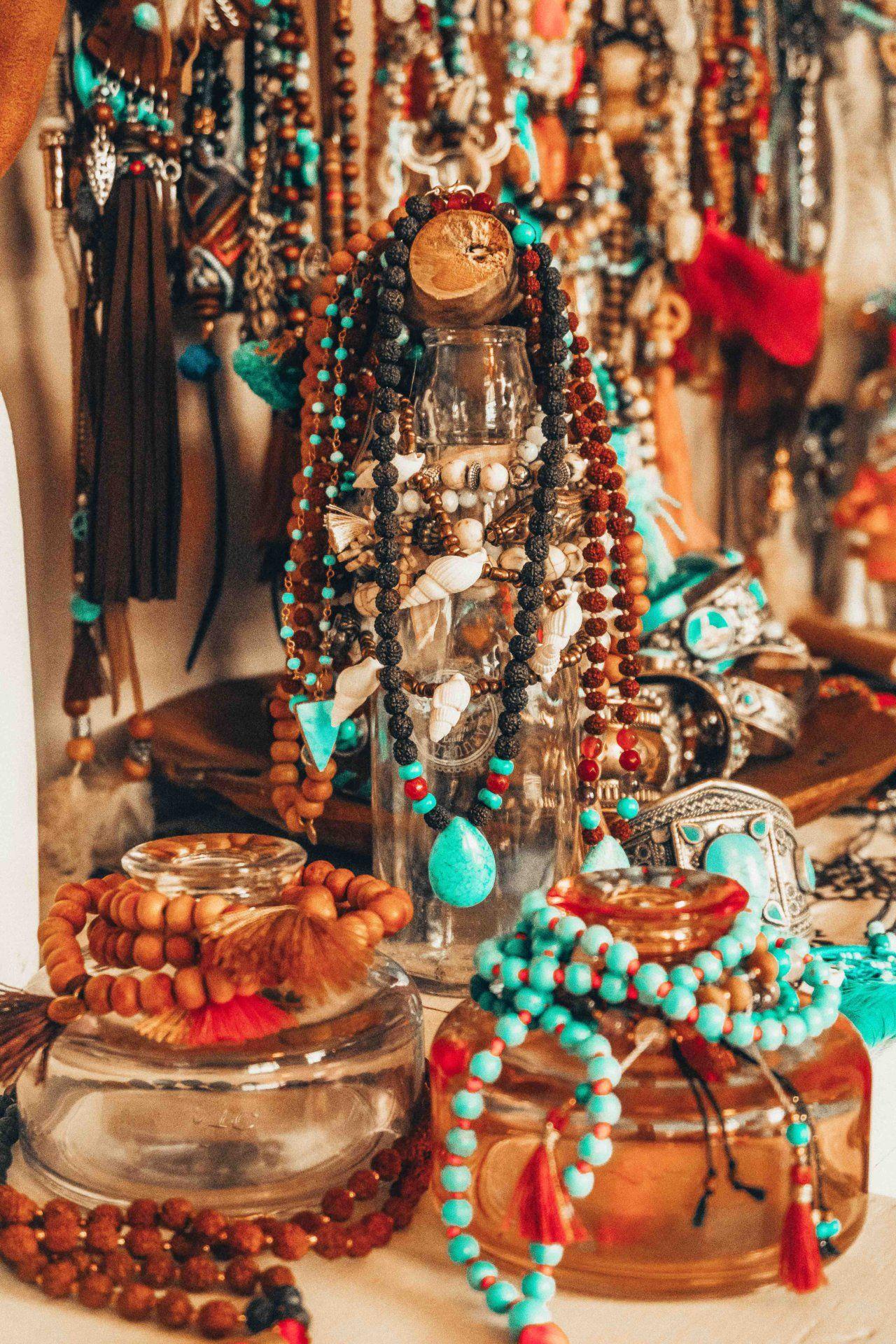 Bohemian Treasure Shop Bohemian Inspired Handmade Yoga Jewelry
