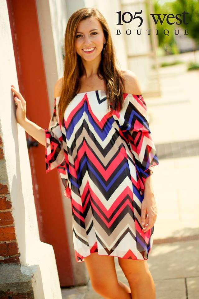 "The ""Paige"" Dress/Tunic $39.99. Comes in S,M,L. Available at 105 West Boutique in Abbeville, SC. (864)366-9378. Shipping $5. Follow us on Facebook and Instagram!!"