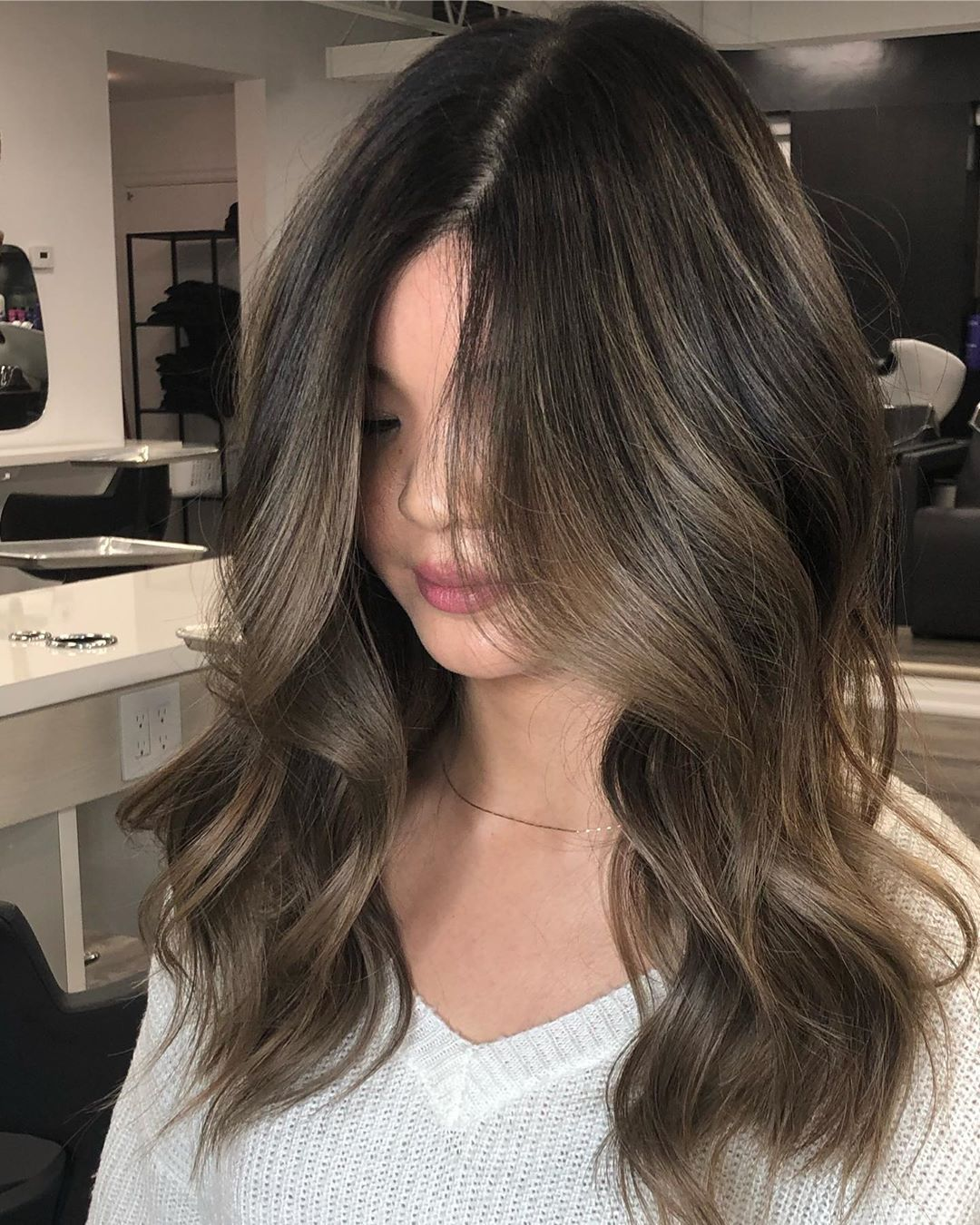"""SHARON – BRUNETTE SPECIALIST on Instagram: """"That gentle blend Colour @yogacolourist For bookings and enquiries: ☎️:(905)990-8777 ________________________________________…"""""""