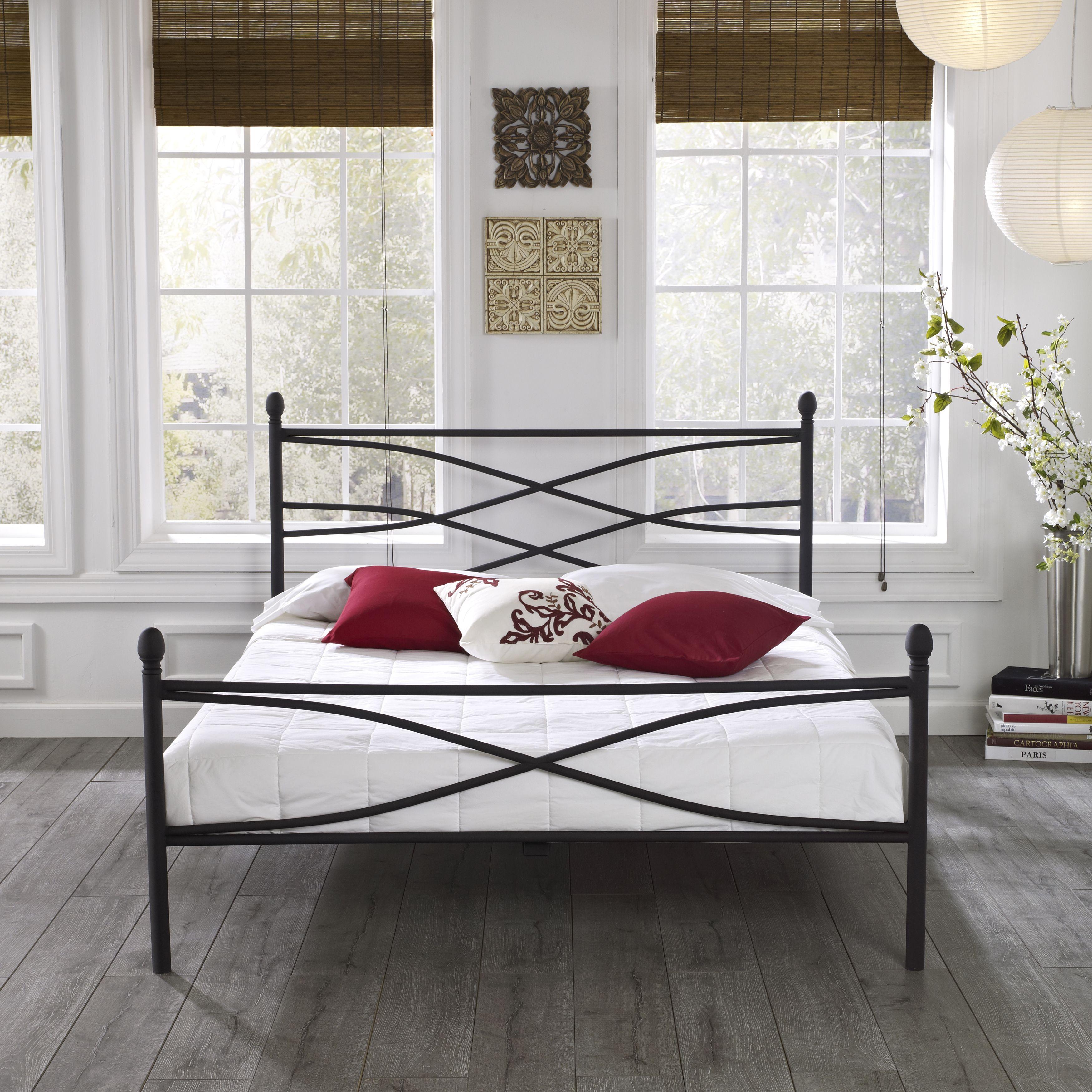 Sleep Sync Leesport Platform Bed | Compras, Negro y Negro mate