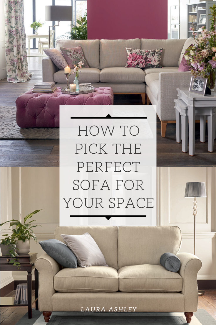 How To Pick The Perfect Sofa For Your Space The Blog Simple Sofa Types Of Couches Quality Sofas
