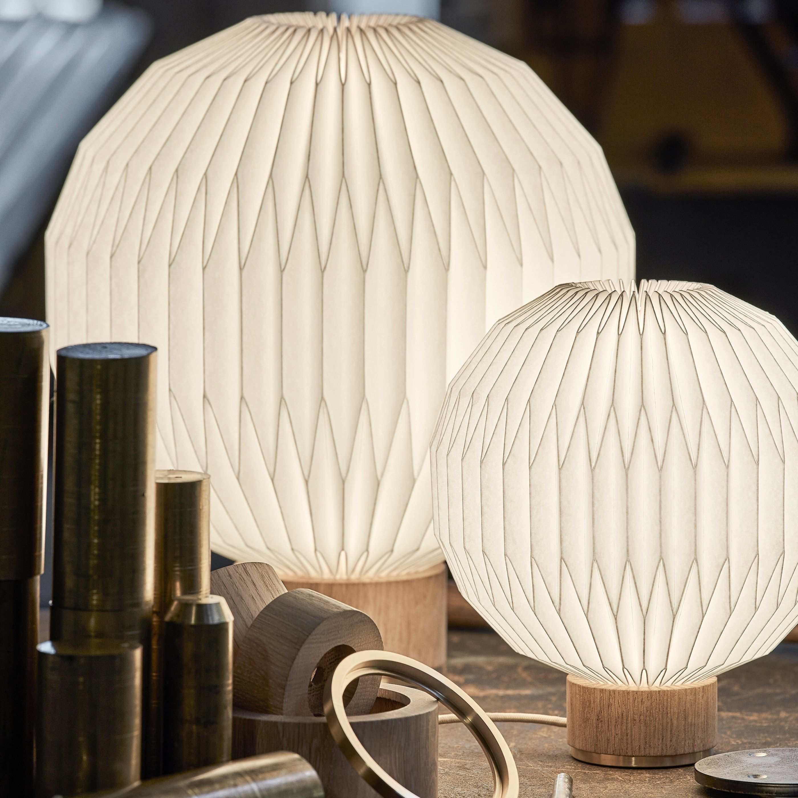 Based On The Iconic Lamp By Danish Designer Esben Klint 375m And