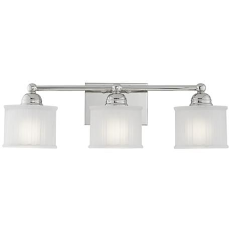 Minka Lavery 1730 Series 3 Light Bath Wall Light - #T7831 | Lamps ...