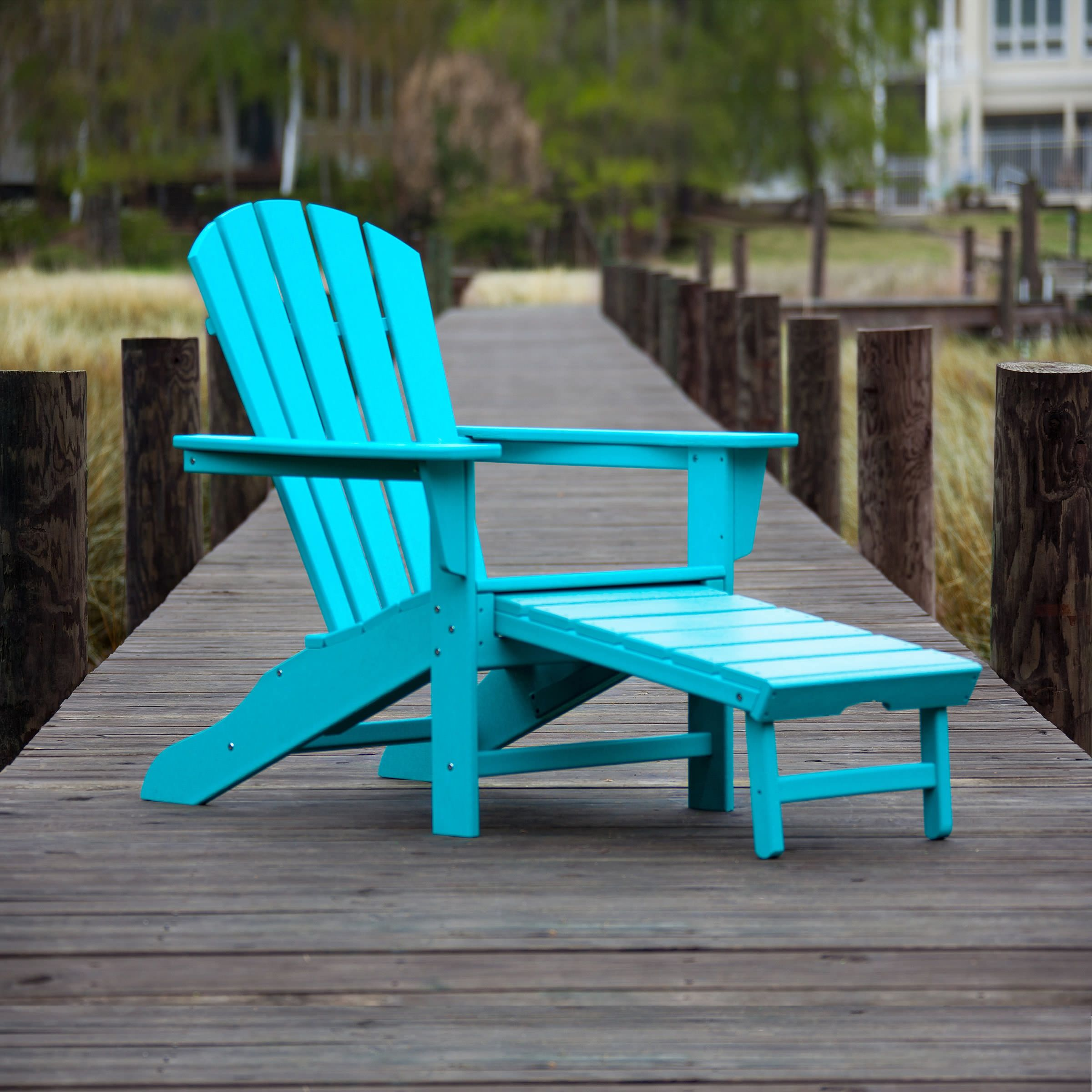 Our+POLYWOOD+South+Beach+Ultimate+Adirondack+chair+has+an
