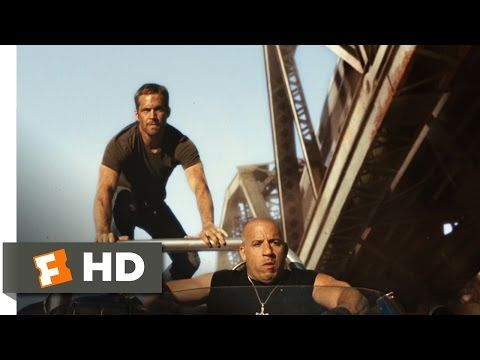 Fast Five (2/10) Movie CLIP - Over the Cliff (2011) HD - YouTube