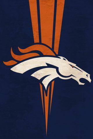 Denver Broncos Iphone Wallpaper Denver Broncos Denver Broncos Logo Denver Broncos Football