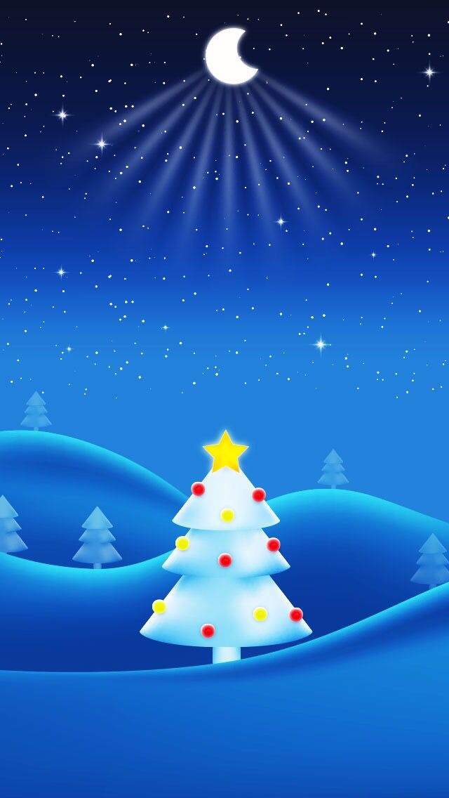 Christmas Iphone Matching Home Screens And Lock Screens