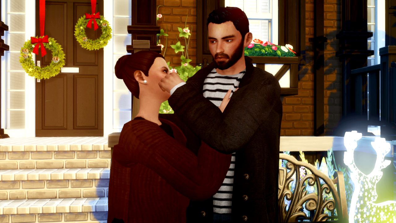 Sims 4 Christmas Poses.Christmas Gift Poses By Buttersim Sims 4 Updates