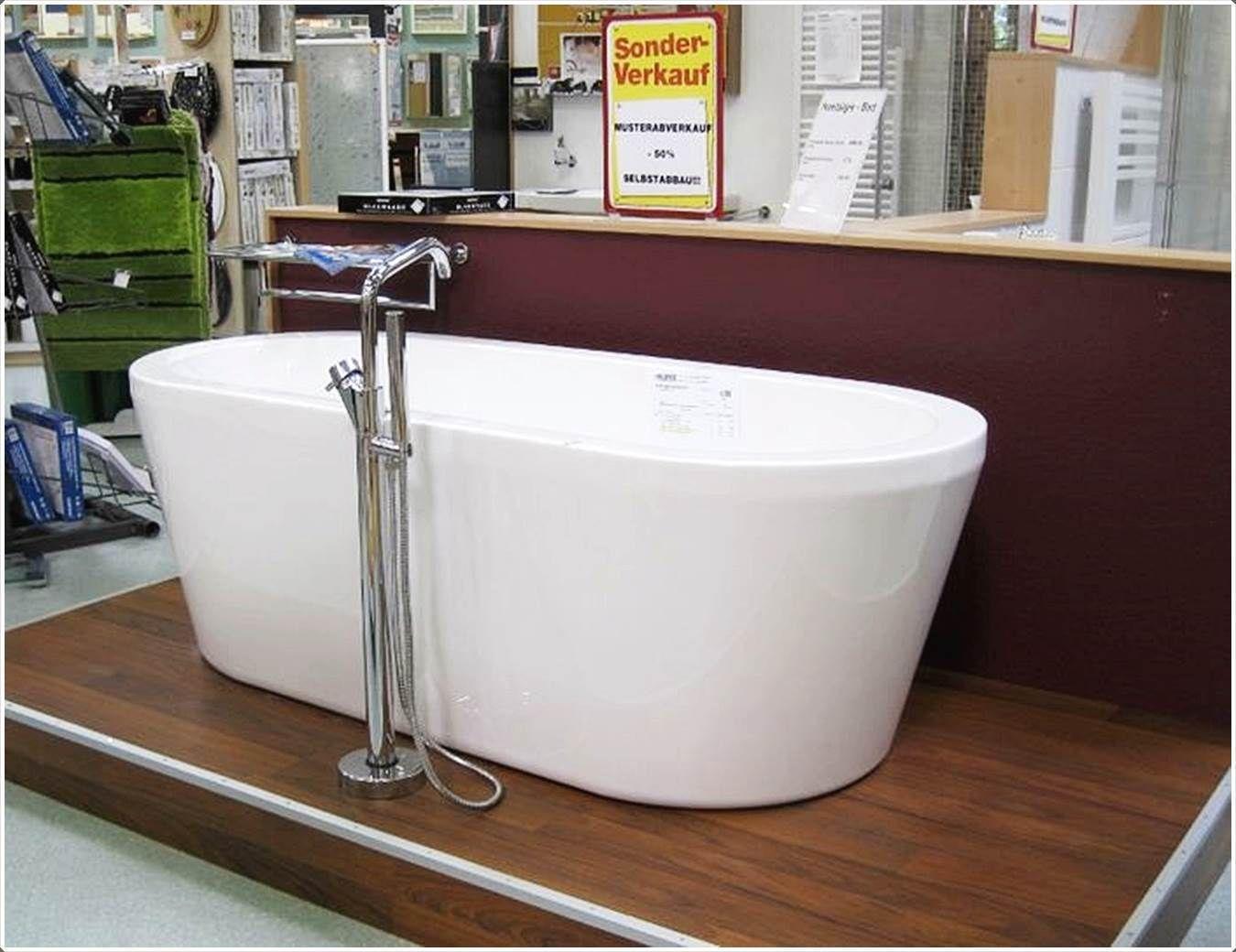 Wasserhahn Badewanne Bauhaus