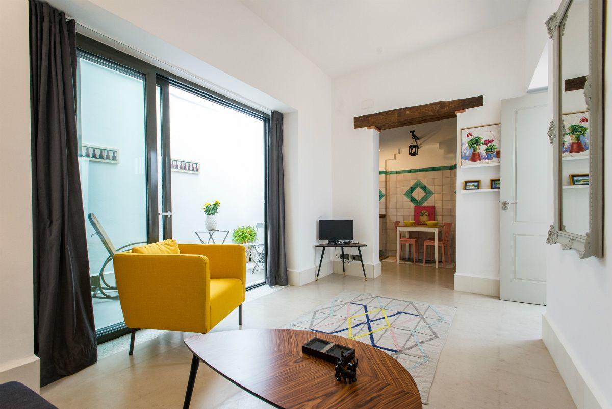 Sevilla En Vena Arquitectura De Casa Sevilla Y Esquemas # Muebles Sevillanos