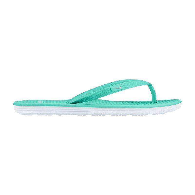 Nike Solarsoft Women's Flip-Flops, Size: