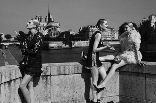 fashion. paris. yes please.