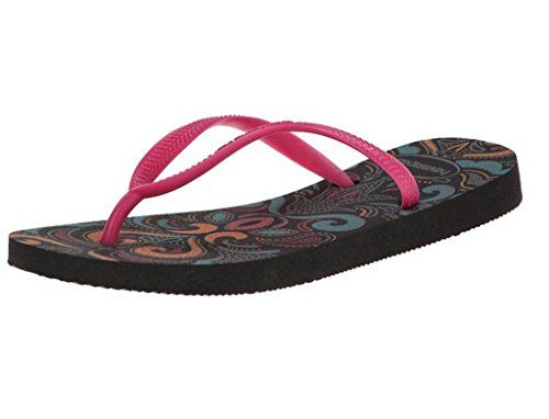 Havaianas Womens Slim Lace Flip Flop BlackPink 39 BR910 M US *** Learn more by visiting the image link.(This is an Amazon affiliate link and I receive a commission for the sales)