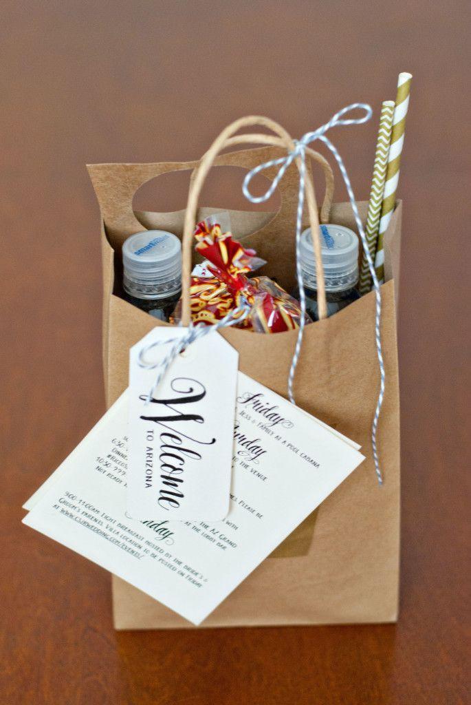 Wedding Welcome Bags | Handmade and Homegrown | Wedding ...