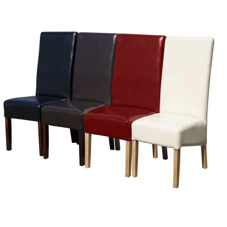 Red Leather Dining Room Chairs For Sale We've Just Got More Stock In Of The Faux Leather Dining Chairs