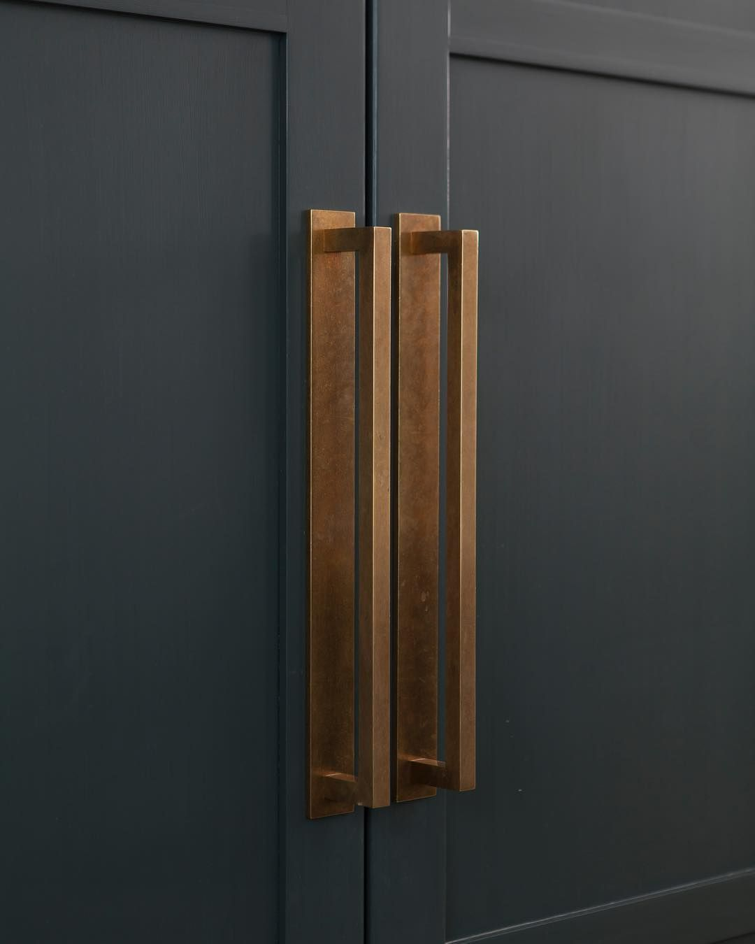 Make A Striking Statement With Our Bromwich Collection Appliance Pulls In A Burnished Brass Finish Manufa Appliance Pull Brass Kitchen Hardware Brass Finish