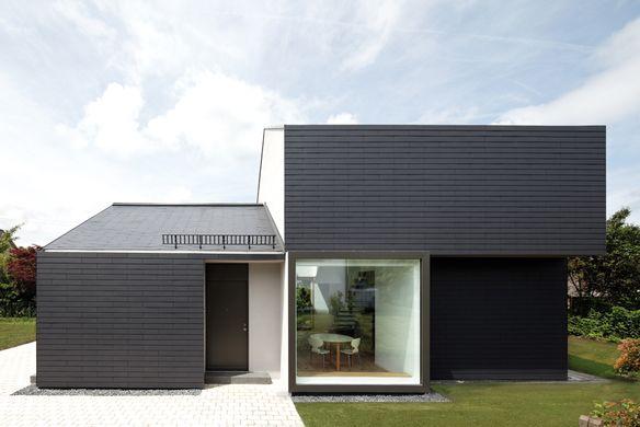 faserzementtafeln von eternit fassade pinterest. Black Bedroom Furniture Sets. Home Design Ideas