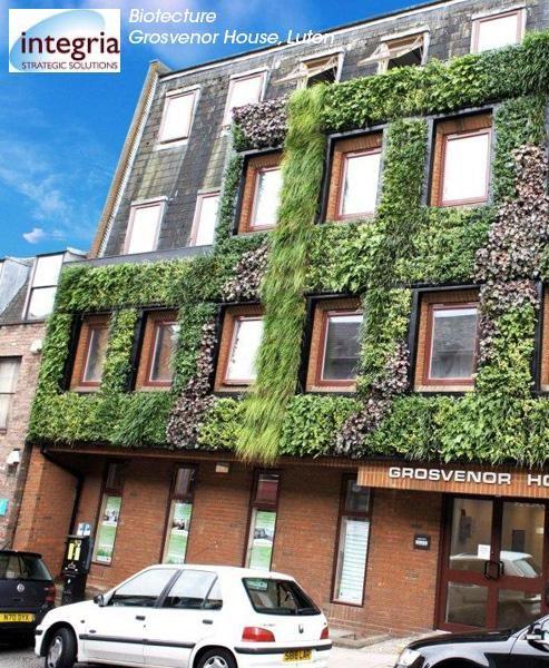Exterior | Sage Vertical Gardens