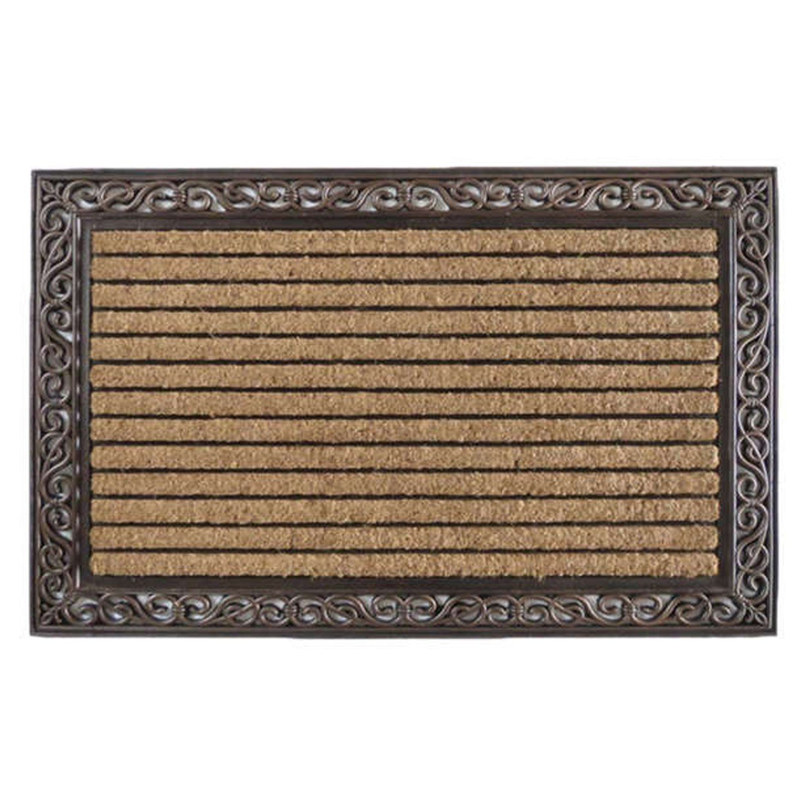 ideas ing monogram door personalized french doormat double for doors x size mat