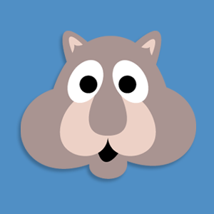 Pics For > Squirrel Mask Template