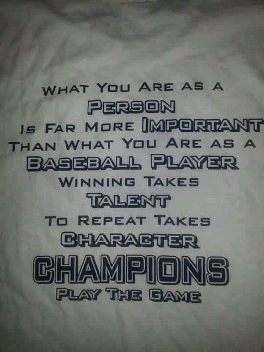 team shirts for every sport love this saying for my boys