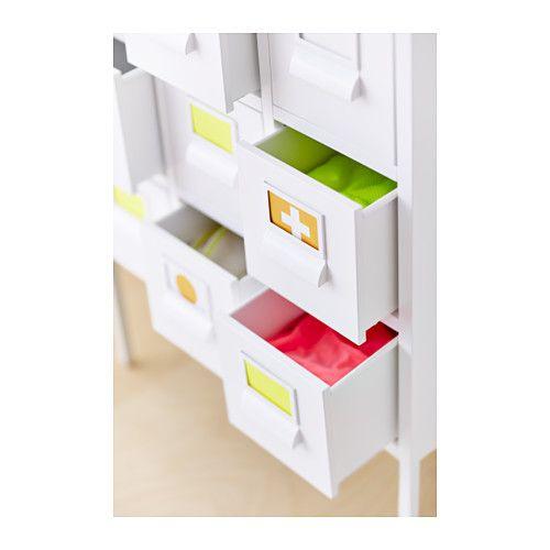 SPRUTT Skab med skuffer  - IKEA
