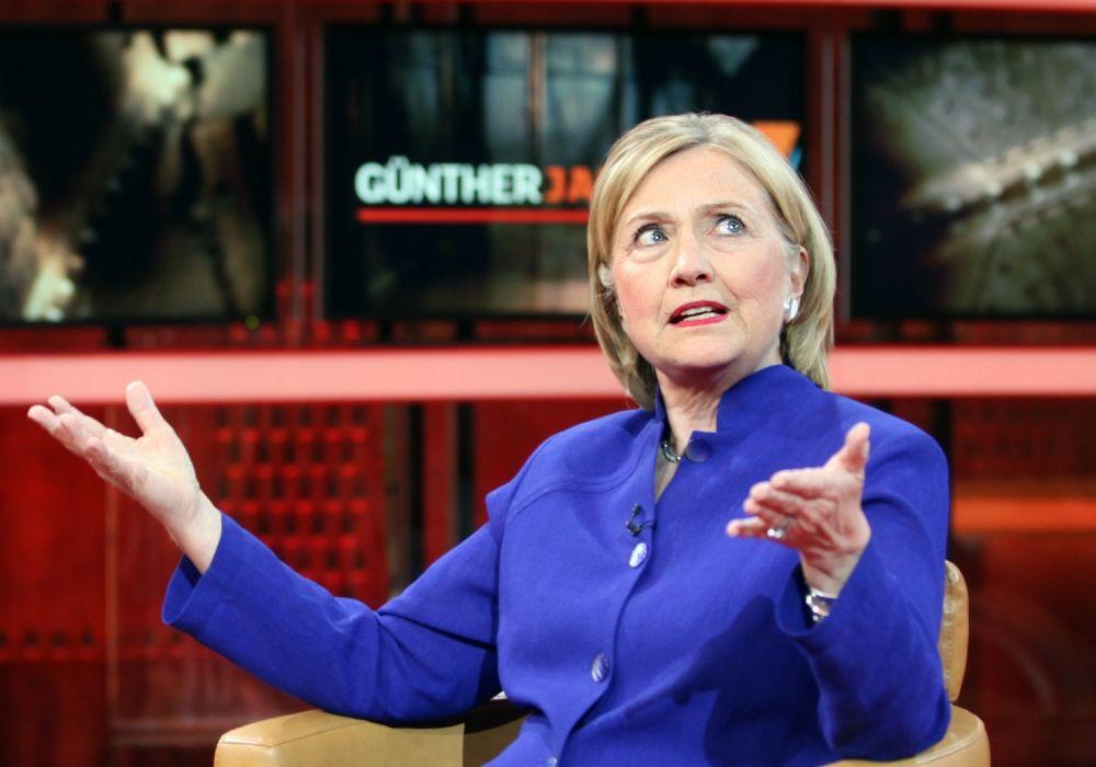 Umfrage: Obama weiterhin sehr beliebt - Clinton soll Nachfolgerin werden - http://www.statusquo-news.de/umfrage-obama-weiterhin-sehr-beliebt-clinton-soll-nachfolgerin-werden/