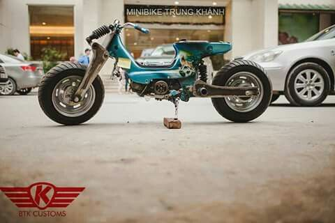 Made in Minibike Trung Khanh of  VietNam