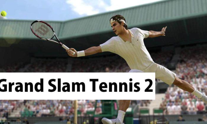 تحميل لعبة التنس Grand Slam Tennis 2 كرة المضرب للكمبيوتر Grand Slam Tennis Tennis Grand Slam