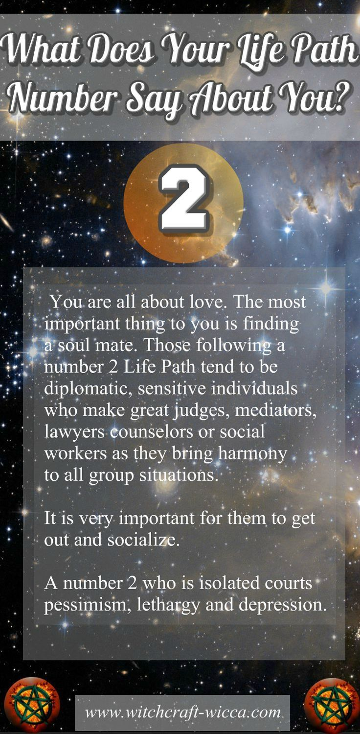 LifePath2 #Number2 #Numerology Sensitive #Compatibility | Numerology