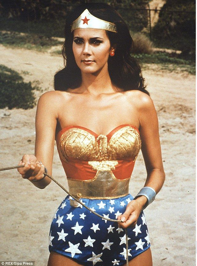 Brace Yourself Guys Former Wonder Woman Star Lynda Carter Set To Appear In Two And A Half Men Wonder Woman Women Tv Lynda Carter