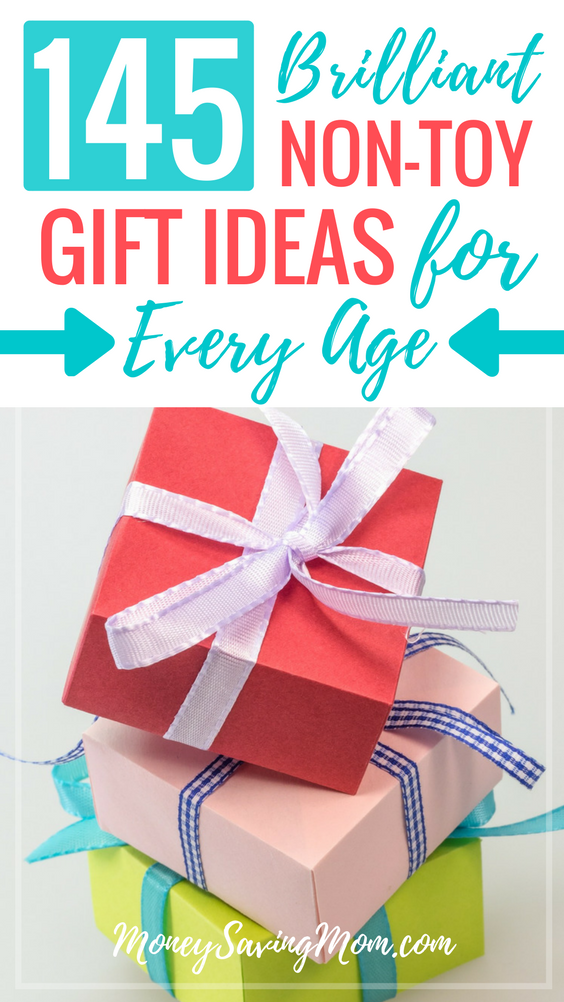 Christmas gift ideas all ages